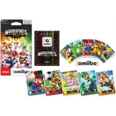 Foto AMIIBO CARDS MARIO SPORTS SUPERSTARS - PACK C/ 5 | Games 4*