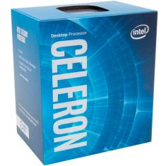 Foto Processador Intel Celeron G3930 Skylake 2MB 2.9GHz LGA 1151 Intel HD Graphics 610 BX80677G3930 | Comprebel*