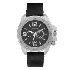 Foto Relógio Masculino Analógico Guess 92585G0GTNC1 - Preto   Pontofrio - 581d6dc2f3