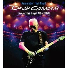 Foto David Gilmour Live At The Royal Albert Hall - Dvd Rock | Webcontinental