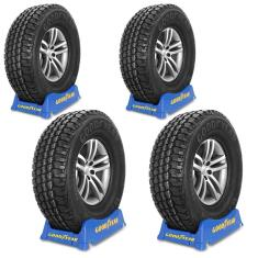 Foto Kit 4 Unidades Pneu Aro 16 Goodyear Wrangler Armortrac 245/70 R16 113S 110S | Connect Parts*