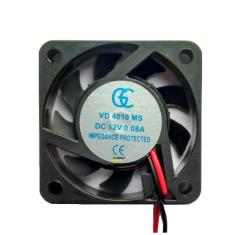 Foto Micro Ventilador 40x40x10mm Fan Cooler 12v Dc Mini 40mm 4cm | Olist*