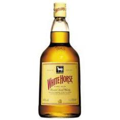 Foto Whisky White Horse 1000ml | Submarino