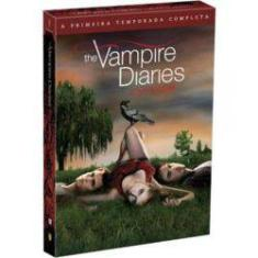 Foto The Vampire Diaries - 1ª Temporada Completa | Shoptime
