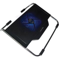 Foto Base Cooler Para Notebook Prime Usb Led Azul 5V Co103 Newlink | Amazon