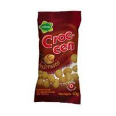 Foto Amendoim Croc Cen Churrasco 40g - Glico | Submarino