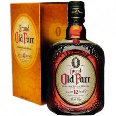 Foto Whisky Grand Old Parr - 12 Anos - 1000ml | CLICKBAR