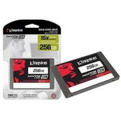 Foto Ssd Kingston Skc400S37/256G Kc400 256Gb Sata Iii Blister | Olist*