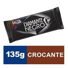 Foto Tablete Chocolate Diamante Negro 135g - Lacta | Magazine Luiza.