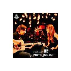 Foto Cd Sandy & Junior - Acústico Mtv - Pac | Shoptime