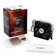 Foto Processador Amd Fx-4300 Qc 3.8ghz 8mb Am3 Fd4300wmhkbox | Americanas