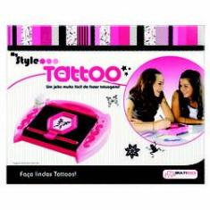Foto My Style Tatoo - Multikids | Shoptime