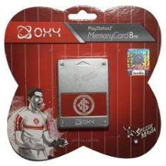 Foto Memory Card Oficial Internacional 8mb Playstation 2 - Oxy | Submarino