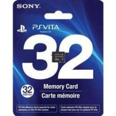 Foto Memory Card Memória 32gb Ps Vita | Submarino