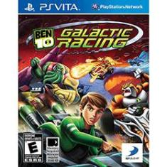 Foto Game Ben 10 Galactic Racing - PSV | Shoptime