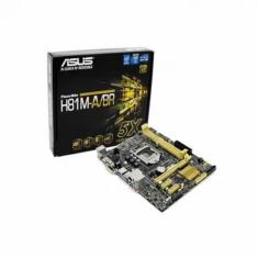 Foto Placa Mae Asus Am1m-a/br - 90mb0ju0-c1bay0 | SHOPLOKO*