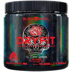 Foto Dry Fit 150g - Black Skull Apple Cinnamon | Iron Action Suplementos*