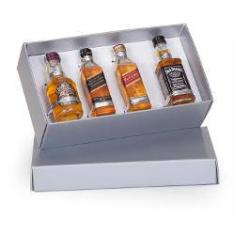 Foto Kit Whiskys 50ml | Submarino