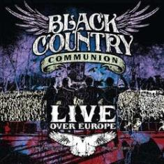 Foto Black Country Communion - Live Over Europe - CD DUPLO | Walmart -