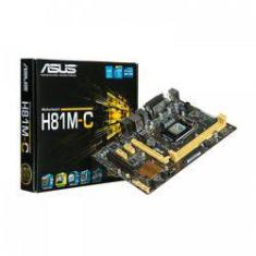 Foto Placa Mãe Asus H81MC Ddr3 Micro Atx Socket 1150 | Submarino