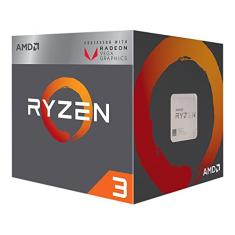 Foto Processador AMD Ryzen 3 2200G - Radeon Vega 8 (AM4 - 4 núcleos - 3,5GHz) - YD2200C5FBBOX | Amazon