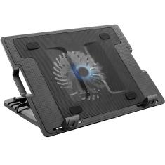 Foto Cooler base notebook Multilaser Vertical AC166 | Pro Computer*