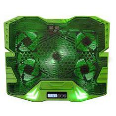 Foto Base para Notebook Multilaser Warrior Master Cooler Gamer AC292 | Submarino