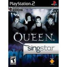 Foto Game Singstar: Queen - PS2 | Shoptime