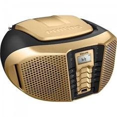 Foto Caixa Multimidia USB/BLUETOOTH PX3225GTX/78 DOURADO/PRETO Philips | Amazon