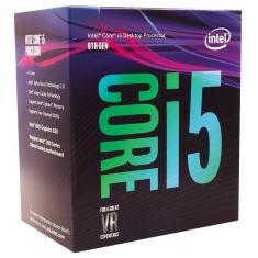 Foto Intel® Core™ i5-8400 - Hexa Core - LGA 1151- 2.8GHz (Turbo 4.0GHz) - cache 9MB - 8ª Geração Coffee Lake - BX80684I58400 | Oficina dos Bits*