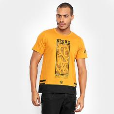 Foto Camiseta Yellowl Estampada New York City Masculina - Masculino | Zattini