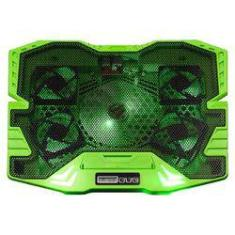 Foto COOLER GAMER VERDE COM LED WARRIOr ac292 multilaser | Shoptime