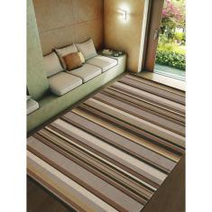 Foto Tapete Tecido New Boucle Listra 56/01 0,50x1,00 Mts | Doural Presentes*