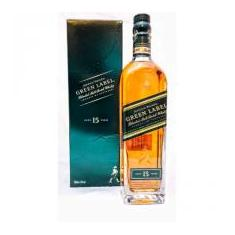 Foto Whisky Johnnie Walker Green Label 15 anos 750ml | Magazine Luiza.