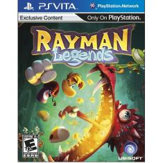Foto Rayman Legends PSVita | Shock Games*