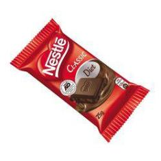 Foto Chocolate Nestlé Classic Diet 25g | Submarino