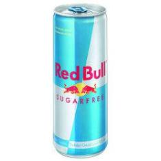Foto Red Bull Sugar Free 250ml | Americanas