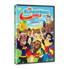 Foto Dvd - Dc Super Hero Girls: Jogos Intergalácticos | Americanas