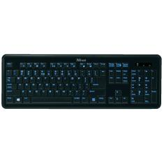Foto Teclado Elight Led Illuminated Trust | MOBCOMSTORE*