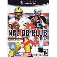 Foto Game NFL Quarterback Club 2002 - Game Cube | Shoptime