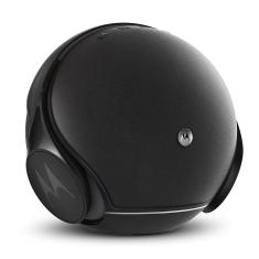 Foto Speaker Motorola Original  Sphere Sp003bk + Fone Pulse Escape | WayTechBr*