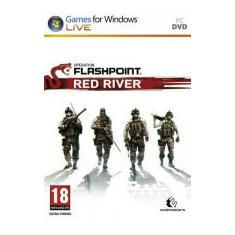 Foto Operation flashpoint: red river (eur) pc | Magazine Luiza-