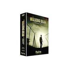 Foto DVD - The Walking Dead:  4ª Temporada Completa (5 Discos) | Shoptime