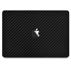 Foto SKIN PREMIUM - ADESIVO FIBRA DE CARBONO MACBOOK PRO 15 COM TOUCH BAR (Preto) | Amazon