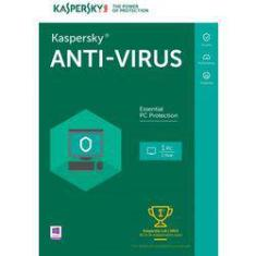 Foto Kaspersky Antivírus 2018 1 PC - Digital para Download | Submarino