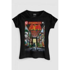 Foto Camiseta DC Comics Batman Rogues Gallery bandUP! - Feminino | Zattini