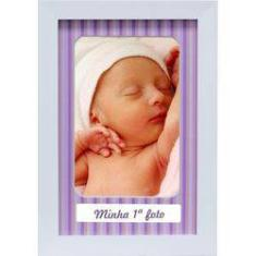 Foto Painel Baby Love Rosa Para 1 Foto - 10X15 | Americanas