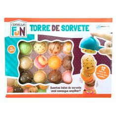 Foto Creative Fun Torre de Sorvete - BR645 BR645 | MM Place*