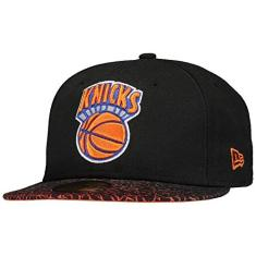 Foto Boné New Era NBA New York Knicks 5950 Preto  860c5c2844c