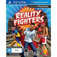 Foto Game Reality Fighters - PSV | Americanas